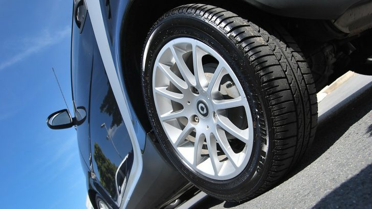 Car tyre price
