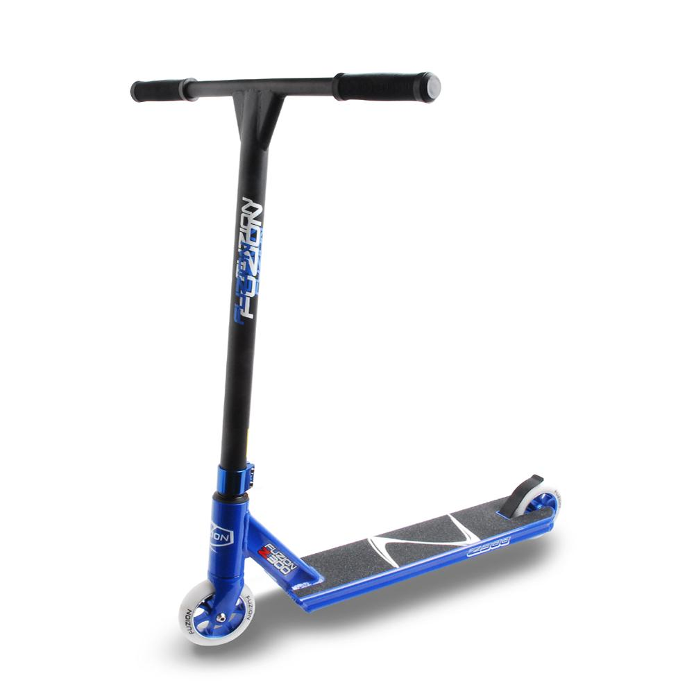 Fuzion Z300 pro-Scooter Complete