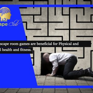 Why escape room games are a healthy exercise