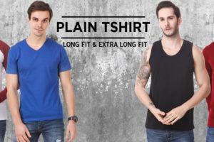 plain t shirts for mens