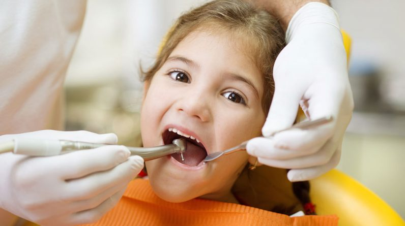 Root Canal Treatment in Kids
