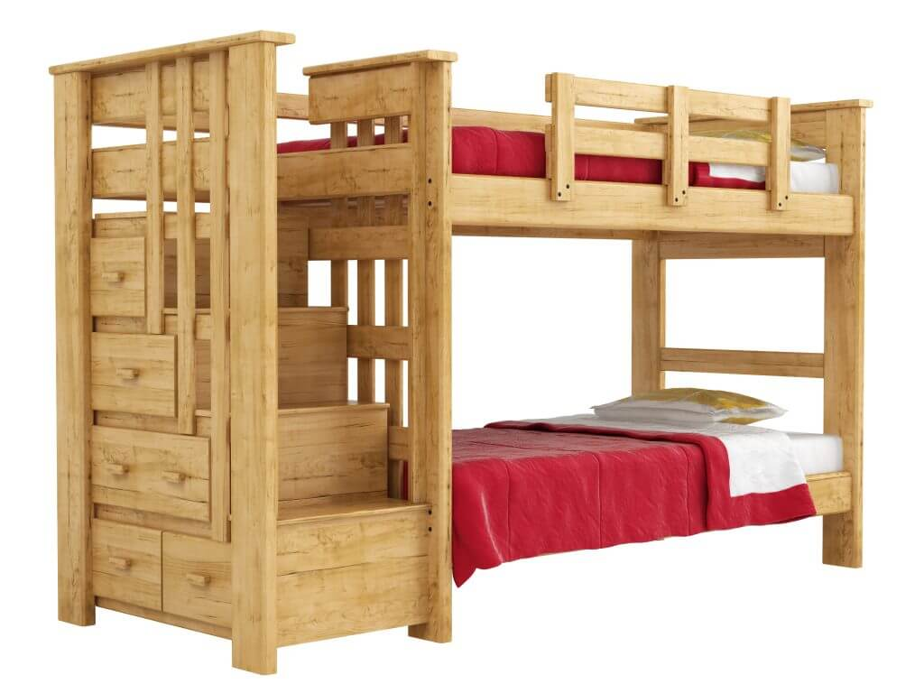 The pros and cons of buying a bunk bed