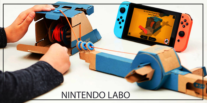 The Exciting Features of Nintendo Labo