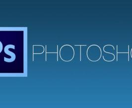 Photoshop image editor