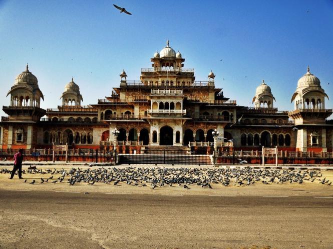Albert Hall Museum, Jaipur Rajasthan - Travel Guide