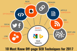 10 Must Know Off-page SEO Techniques for 2018
