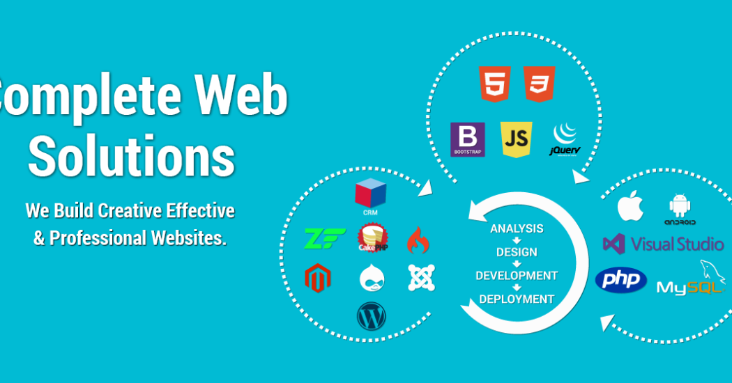 web solution companies