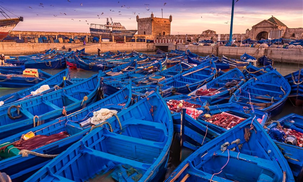 • Essaouira & The Moroccan Coast