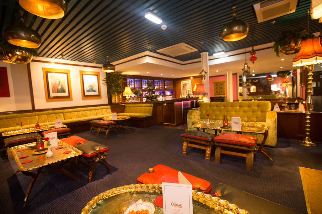 Indian restaurant and foods