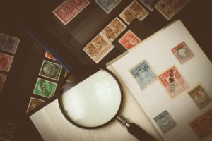 Buy postage stamps from Walgreen