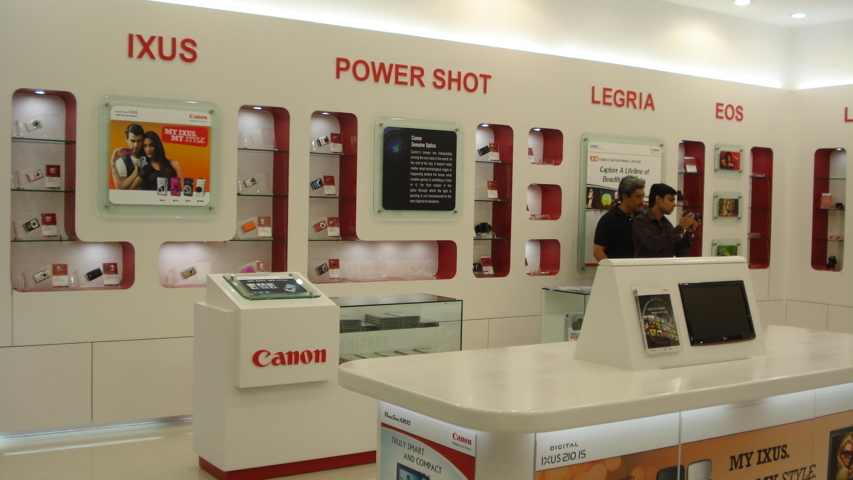 Impact of Interior Design on Showrooms