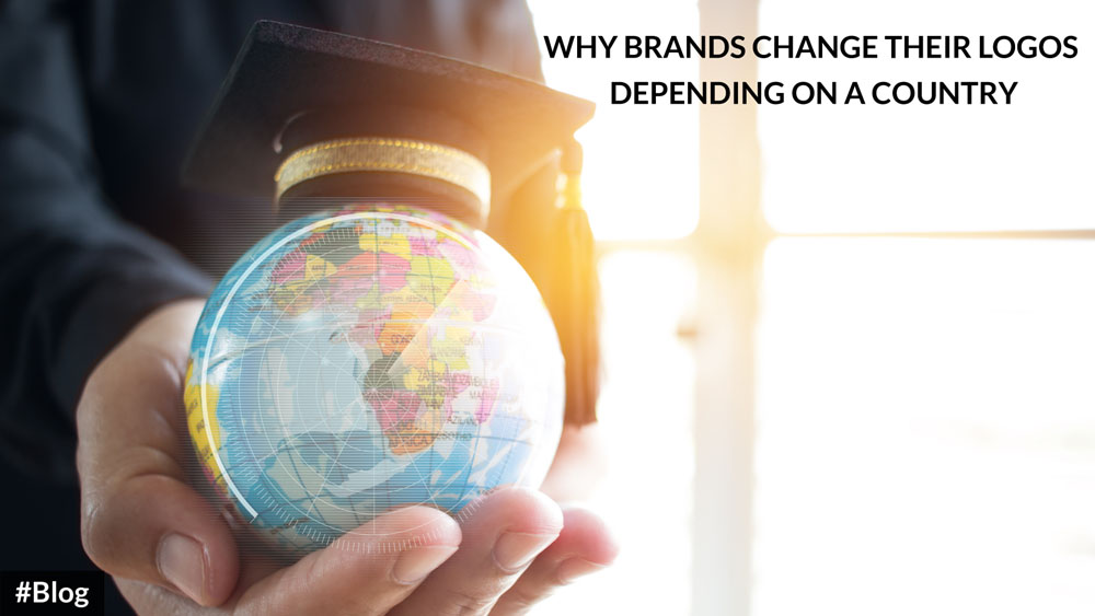 Why Brands Change their Logos Depending on a Country
