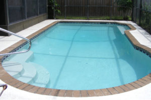 Swimming pool renovation