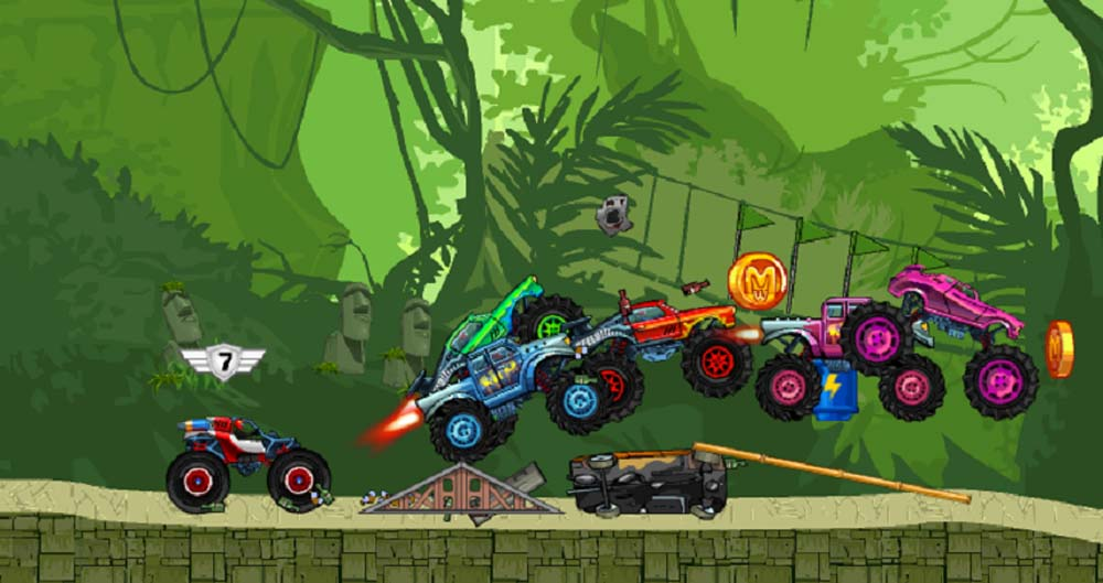 Truck Games Are Meant for Having Great Fun and Excitement