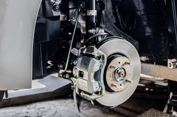 Brake Rotors is a rotary part which is associated with the wheel