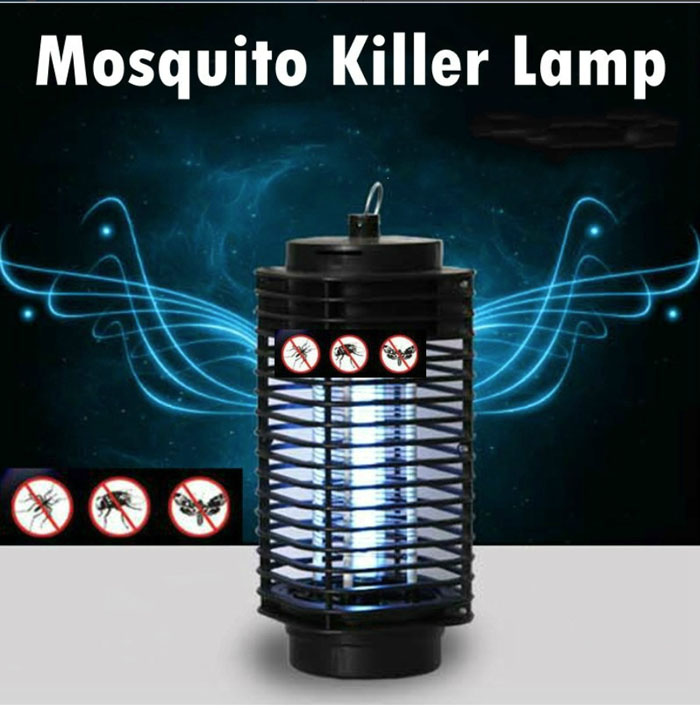 Zap Away Mosquitos with Stinger Bug Zapper