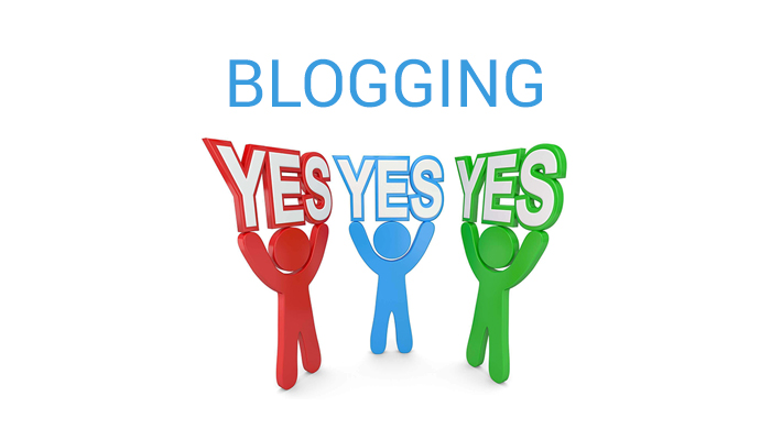Why Blogging is necessary for your success?