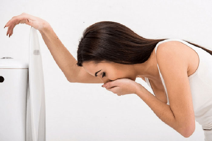 Throwing up bile: How to recognize and prevent