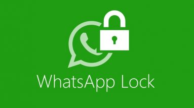 10 Amazing Lock Apps that can be Used for WhatsApp