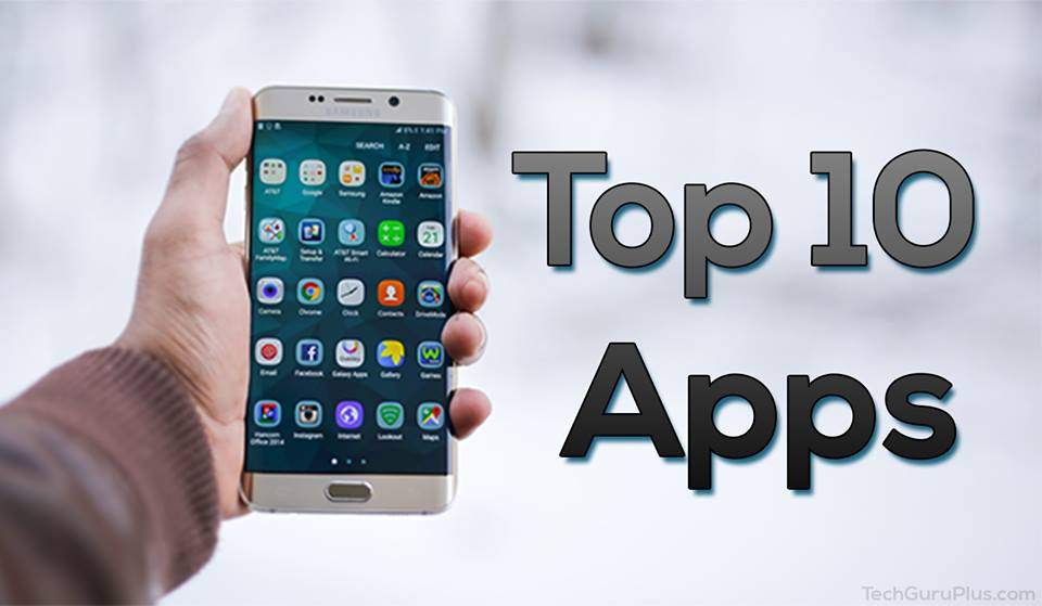 TOP 10 BEST USEFUL ANDROID APPS