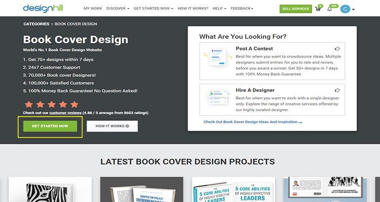 Top 10 book cover design tools