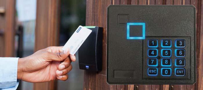 biometric fingerprint access control