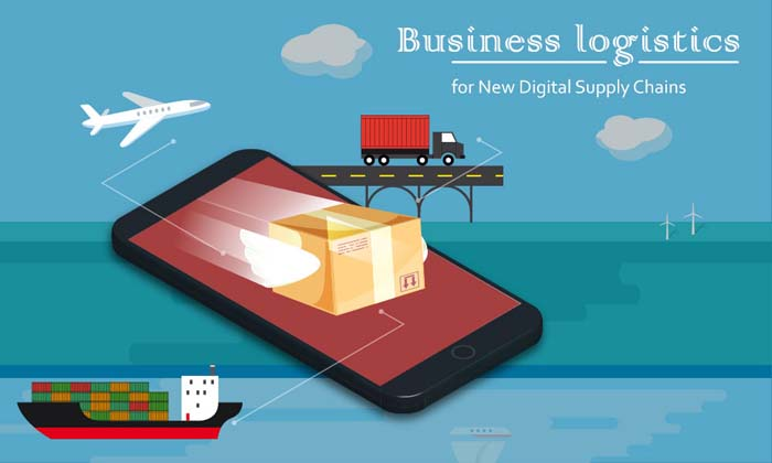 Business logistics for New Digital Supply Chains
