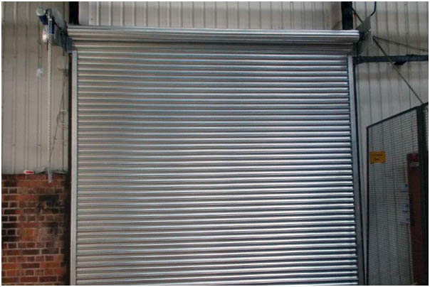 Kitchen Roller Shutters Are In A Modern Kitchen Designs