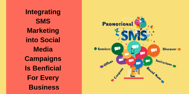 How To Integrate Bulk SMS Marketing In Social Media Campaigns