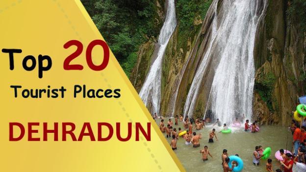 the best hill stations of India, Dehradun