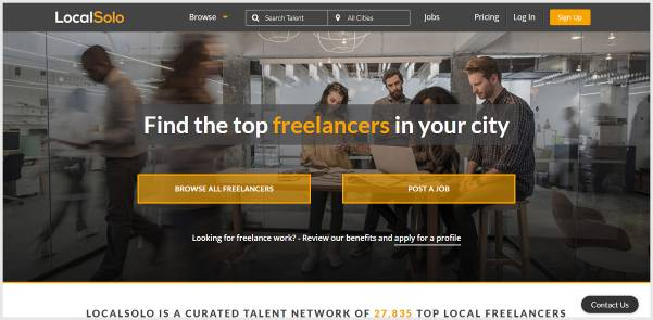 Localsolo - Remote, Full-Time and Freelance Jobs