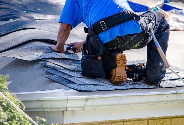 When the Best Time to Replace Roofing Shingles