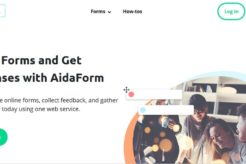 AidaForm Online Form Builder