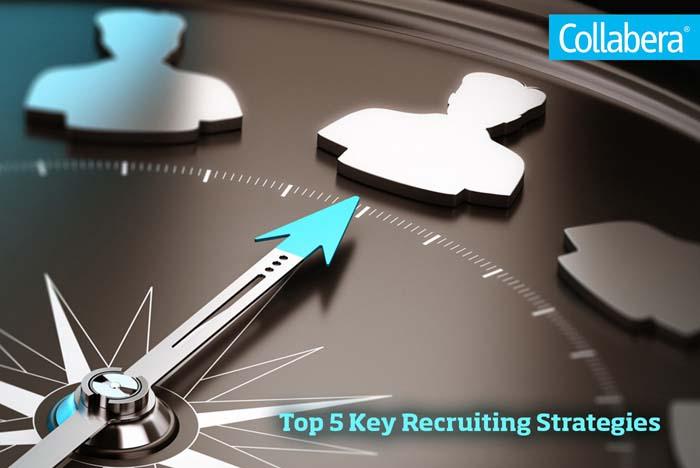 Top 5 Key Recruiting Strategies