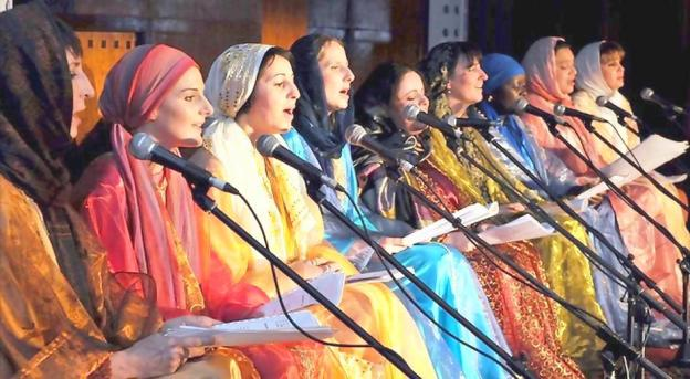 The Melodious Folk Music of Morocco
