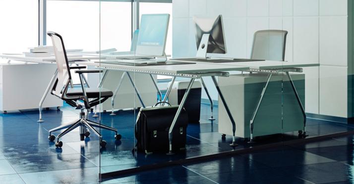 custom built co-working spaces