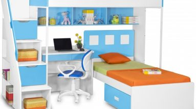 The era of decorative bedrooms for kids