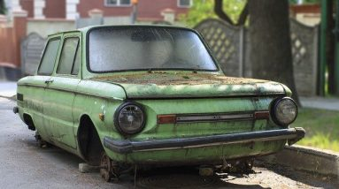 Vehicle Rust Prevention